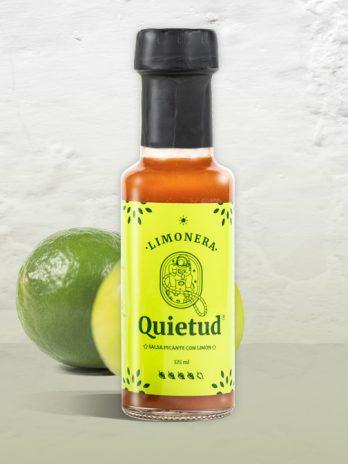 Salsa Limonera Botella de 125 ml.
