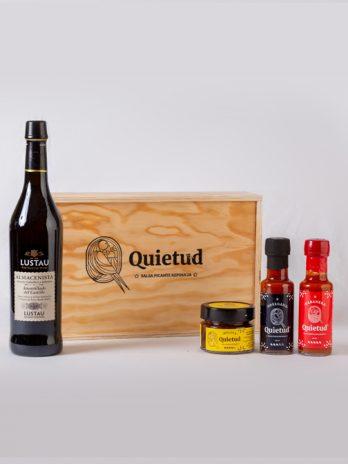 Pack Amontillado del Castillo & Quietud